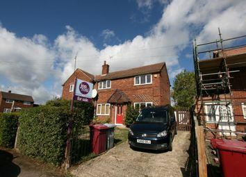 Thumbnail 2 bed semi-detached house for sale in Tern Close, Tilehurst, Reading
