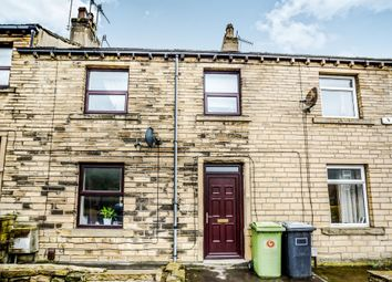 Thumbnail 3 bed terraced house for sale in Almondbury Bank, Almondbury, Huddersfield