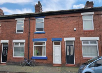Thumbnail 2 bed terraced house for sale in Beaconsfield Road, Broadheath, Altrincham