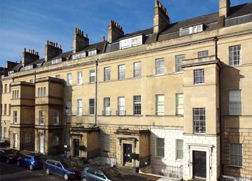 Thumbnail 2 bedroom flat for sale in Marlborough Buildings, Bath