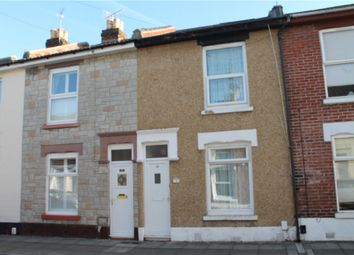 Thumbnail 2 bedroom terraced house for sale in Cranleigh Road, Portsmouth, Hampshire