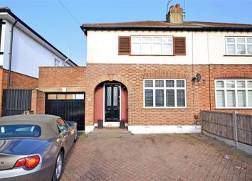 Thumbnail 2 bed semi-detached house for sale in Roding Road, Loughton, Essex