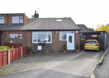 Thumbnail 2 bed bungalow for sale in Highcroft Close, Pudsey, West Yorkshire
