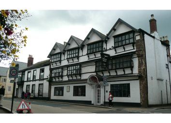 Thumbnail Hotel/guest house to let in Manor House Hotel, Cullompton