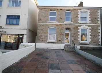 Thumbnail 1 bed flat to rent in Berkeley Vale, Falmouth