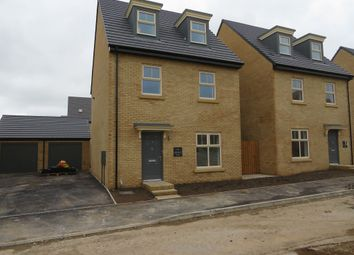 Thumbnail 4 bedroom detached house for sale in Brodsworth Court, Adwick-Le-Street, Doncaster