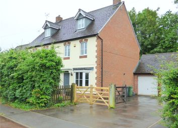 Thumbnail 4 bed semi-detached house for sale in Bristol Road, Stonehouse, Gloucestershire