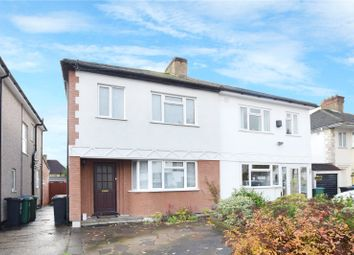 Thumbnail 3 bed semi-detached house for sale in Tudor Walk, Watford, Hertfordshire