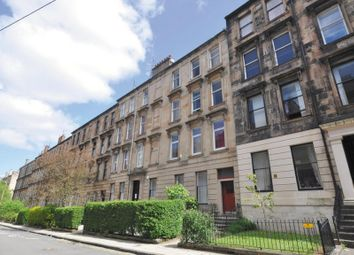 Thumbnail 3 bed flat to rent in Kersland Street, Glasgow