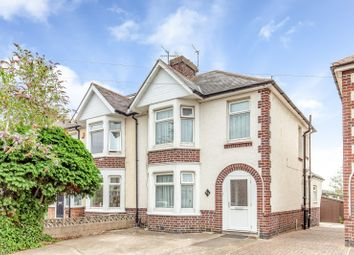 Thumbnail 4 bed semi-detached house for sale in Fern Hill Road, Cowley, Oxford