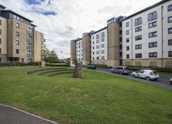 Thumbnail 2 bed flat to rent in 12 Hawkhill Close, Edinburgh