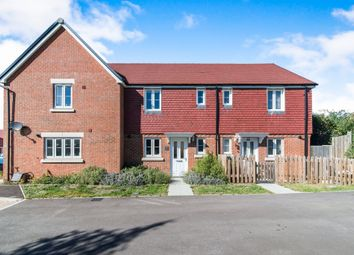 Thumbnail 2 bed terraced house for sale in Saddle Way, Picket Twenty Way, Andover