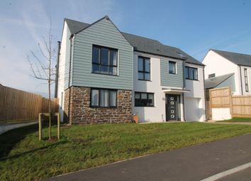 Thumbnail 4 bed detached house for sale in Reeves Way, Churchstow, Kingsbridge