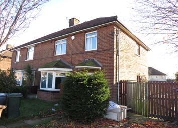Thumbnail 3 bed semi-detached house for sale in Calderstone Avenue, Bradford