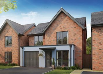 "Thumbnail 3 bedroom detached house for sale in ""Andover"" at Hood Road, Barry"