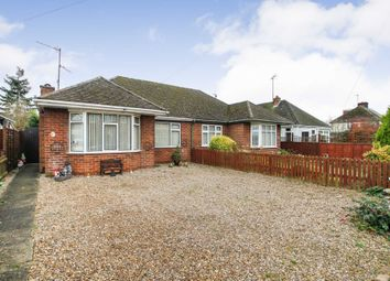 Thumbnail 2 bed semi-detached house for sale in Hall Avenue, Rushden