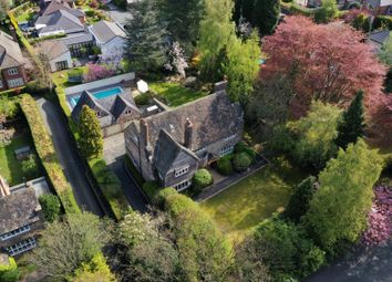 Thumbnail 7 bed detached house for sale in Hale Road, Hale, Altrincham