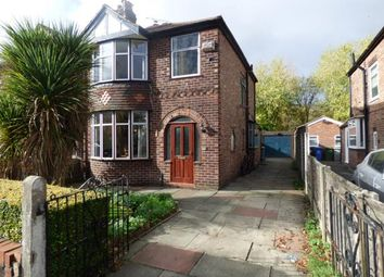Thumbnail 3 bed semi-detached house for sale in Briarlands Avenue, Sale, Manchester, Greater Manchester