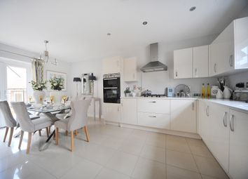 Thumbnail 4 bed detached house for sale in Highworth Road, Shrivenham, Swindon