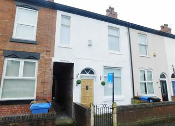 Thumbnail 3 bed terraced house for sale in Derby Street, Edgeley, Stockport