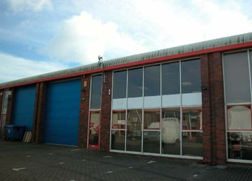 Thumbnail Industrial to let in Papyrus Road, Peterborough