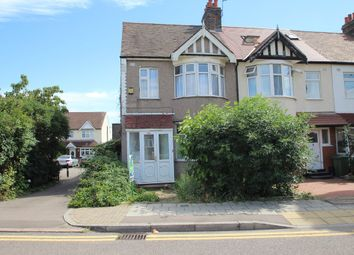 Thumbnail 3 bed end terrace house to rent in Fencepiece Road, Ilford