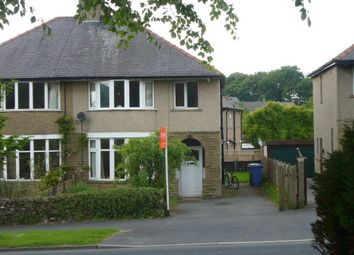 Thumbnail 3 bed semi-detached house to rent in Ingfield Estate, Settle