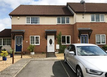 Thumbnail 2 bed terraced house for sale in Heol Collen, Parc Y Gwenfo, Cardiff