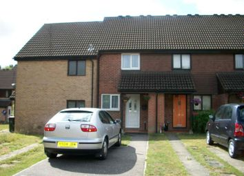 Thumbnail 2 bed terraced house to rent in Guinevere Road, Ifield, Crawley