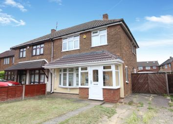 Thumbnail 3 bed semi-detached house for sale in Warwick Avenue, Wednesbury