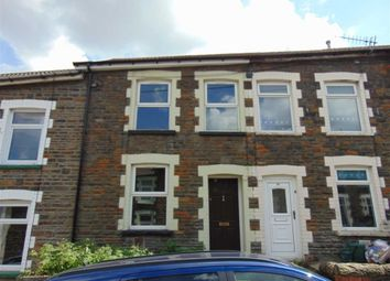 Thumbnail 1 bed terraced house for sale in Phillip Street, Graig, Pontypridd