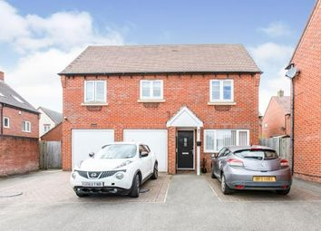 Thumbnail 2 bed flat for sale in Hope Way, Church Gresley, Swadlincote, Derbyshire