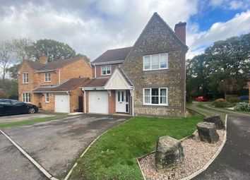 Thumbnail 4 bed detached house for sale in Bronte Gardens, Whiteley, Fareham