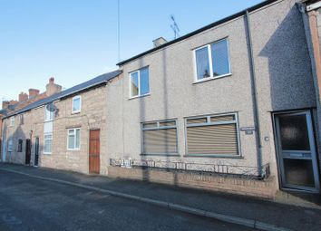 Thumbnail 3 bed terraced house for sale in Post Office Lane, Denbigh
