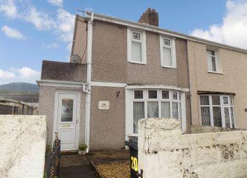 Thumbnail 3 bed semi-detached house for sale in Llewellyn Street, Glynneath, Neath, Neath Port Talbot.