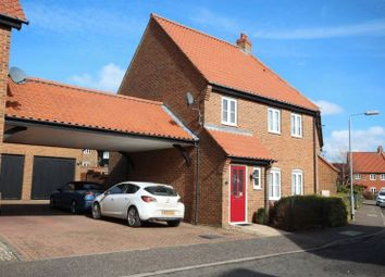 Thumbnail 3 bedroom semi-detached house for sale in Garnett Drive, Easton, Norwich