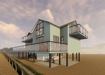 Thumbnail 3 bed detached house for sale in The Ferry, Felixstowe