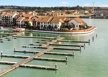 Thumbnail 4 bedroom town house for sale in Calshot Court, Channel Way, Ocean Village, Southampton, Hampshire