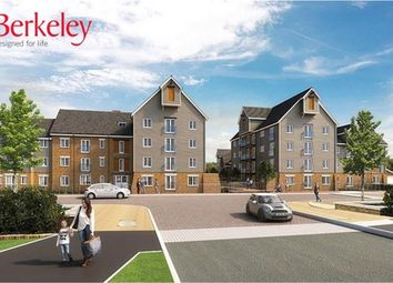 Thumbnail 2 bed flat for sale in The Boulevard, Highwood Horsham, Horsham, West Sussex