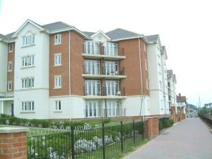 Thumbnail 2 bed flat to rent in Vanguard Road, Priddy's Hard, Gosport