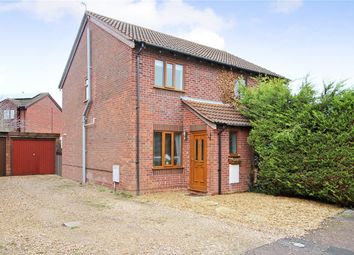 Thumbnail 2 bed semi-detached house for sale in All Saints Road, Poringland, Norwich, Norfolk