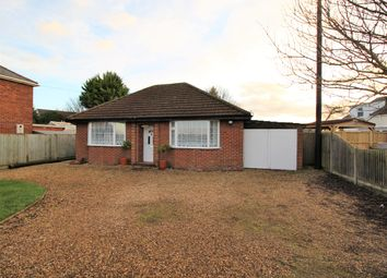 Thumbnail 3 bed detached bungalow for sale in Pipwell Gate, Holbeach, Spalding, Lincolnshire