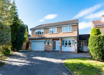 Thumbnail 4 bed detached house for sale in Le More, Sutton Coldfield, West Midlands