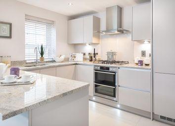 "Thumbnail 2 bedroom semi-detached house for sale in ""Norbury"" at Llantarnam Road, Llantarnam, Cwmbran"