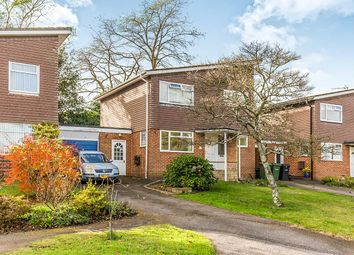 Thumbnail 3 bedroom link-detached house for sale in Vicarage Drive, Hedge End, Southampton