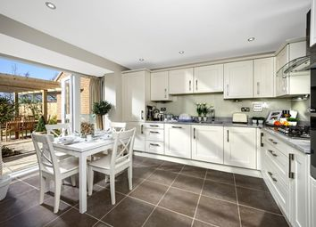"Thumbnail 5 bedroom detached house for sale in ""Warwick"" at West End Lane, Henfield"