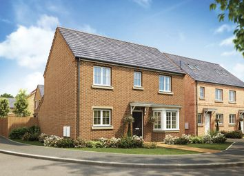 """Thumbnail 3 bed detached house for sale in """"The Willowford"""" at Catterick Road, Colburn, Catterick Garrison"""