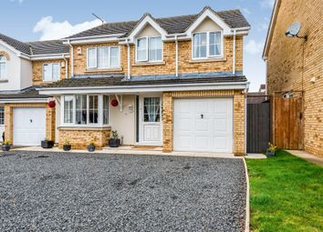 4 bed detached house for sale in Stoke Firs Close, Wootton, Northampton NN4