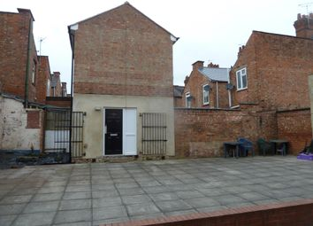 Thumbnail 1 bed detached house to rent in Tudor Road, West End, Leicester