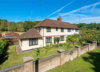 Thumbnail 3 bed semi-detached house for sale in Seven Hills Road, Walton-On-Thames, Surrey
